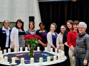 Members of the PEI Advisory Council on the Status of Women